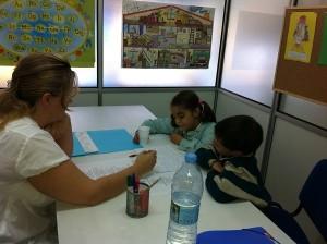 Profesor particular para niños